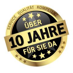 10 jähriges Firmenjubiläum – wir sagen Danke!